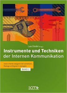 """Mein Beitrag im Sammelband """"Instrumente und Techniken der Internen Kommunikation"""""""